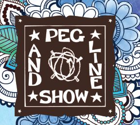 Peg and Line Art Show